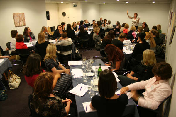 New Zealand Business Womens Network Meeting
