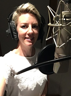 Tiffany Hardy Voice Booth 2